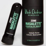 Black Chicken Remedies Nasalette Inhaler - Zone