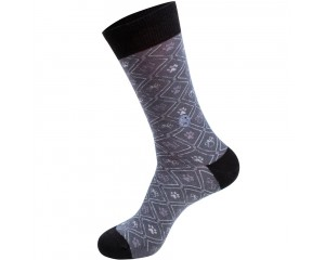 Conscious Step Socks That Help Dogs - Unisex (Paw Print Design)