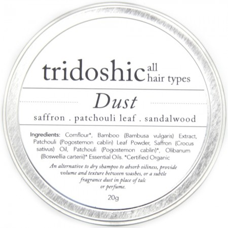 RS Dust Dry Shampoo 20g
