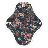 Hannahpad Cloth Panty Liner 2pk - Antique Indigo with Grip