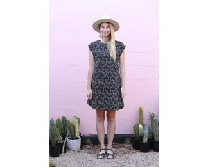 Nya Shelley Beach A-Line Dress