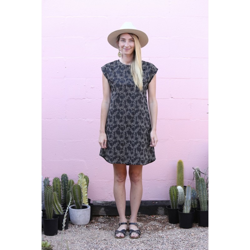 Nya Ethical Shelley Beach A-Line Dress