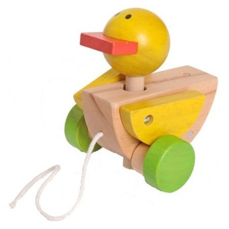 EverEarth Pull-Along Duck Toy