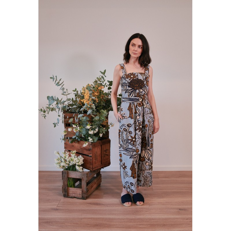Farn Fitted Jumpsuit