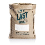 My Last Bag Hemp Bulk Food Bag - Large