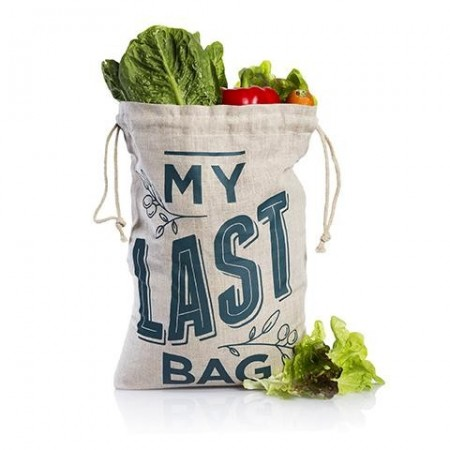 My Last Bag Hemp Veggie Bag