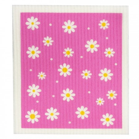 Swedish Dish Sponge Cloth - Daisy