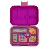 Yumbox Lunch Box - Original 6 Compartment Bijoux Purple