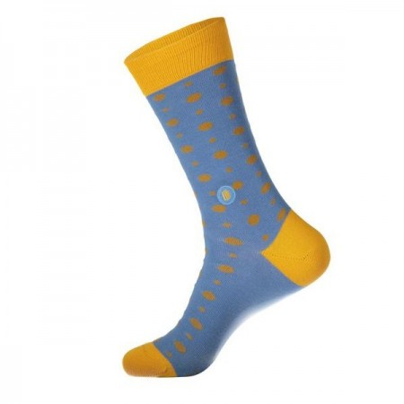 Conscious Step Socks that Give Books III Light Blue