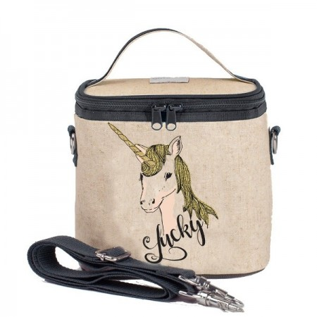 SoYoung Small Insulated Cooler Bag - Lucky Unicorn