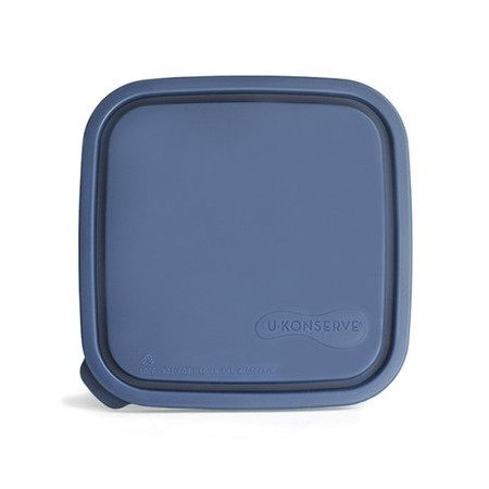 U Konserve Replacement Lid - Large Square Ocean