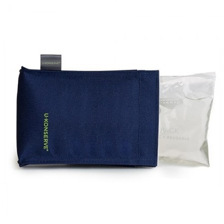 U Konserve Ice Pack & Cover - Navy