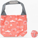 Flip & Tumble 24/7 Reusable Bag - Mushrooms