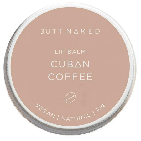 Butt Naked Cuban Coffee Lip Balm 10g