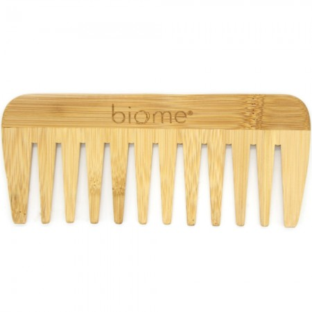 Biome Bamboo Comb Wide Tooth