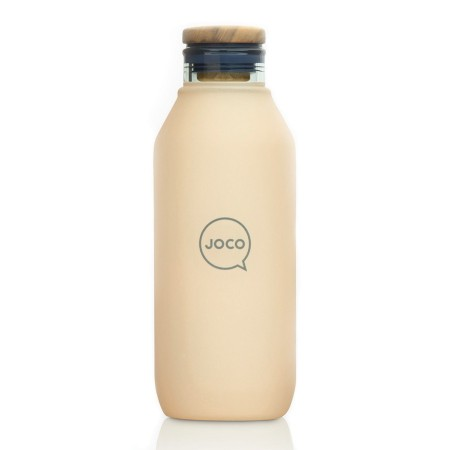JOCO Flask Velvet Grip 600ml - Amberlight