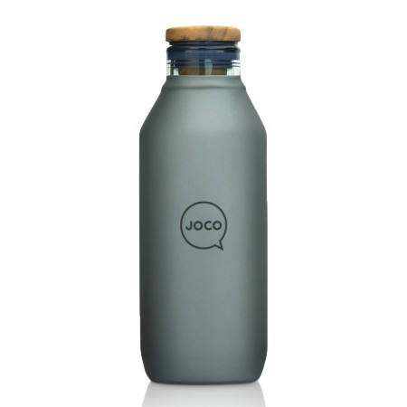 JOCO Flask Velvet Grip 600ml - Black