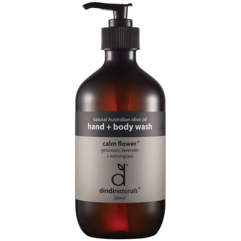 Dindi hand/body wash - calm flower