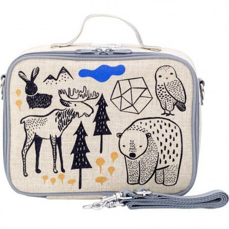 SoYoung Insulated Lunch Box - Wee Gallery Nordic