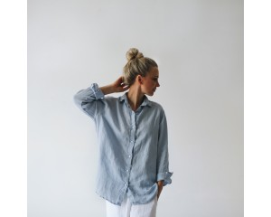 Seaside Tones Shirt Blue