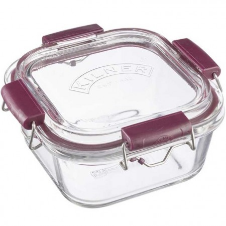 Kilner Fresh Storage Glass Container and Lid 750ml