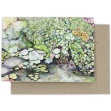 Ingrid Bartkowiak Art Greeting Card - Roma Street Parklands