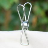 Stainless Steel Pegs Very Long 7.6cm Grade 201 (30 pegs)