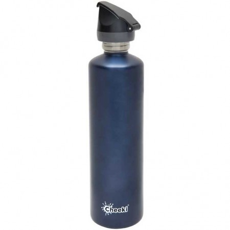 Cheeki 1L Active Classic Water Bottle - Ocean
