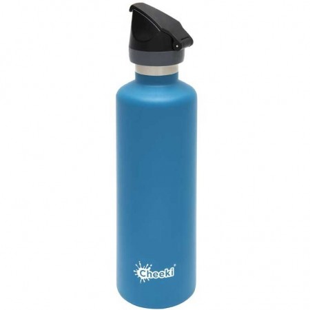 Cheeki 1L Active Classic Water Bottle - Topaz
