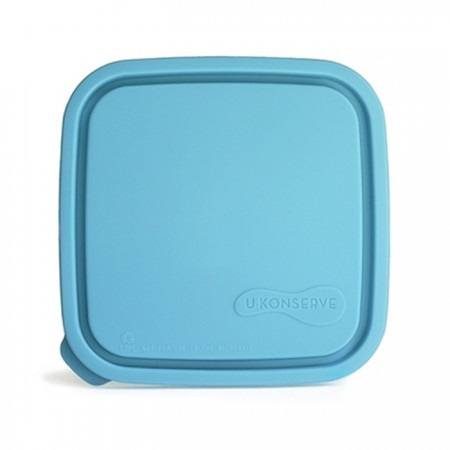 U Konserve Medium Square Replacement Lid - Sky