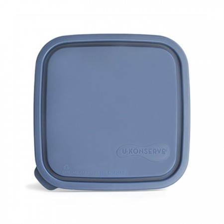 U Konserve Medium Square Replacement Lid - Ocean