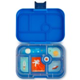 Yumbox Lunch Box - Original 6 Compartment Neptune Blue