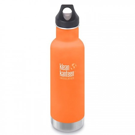 Klean Kanteen Classic Insulated Water Bottle 20oz 592ml - Sierra Sunset (Klean Coat)