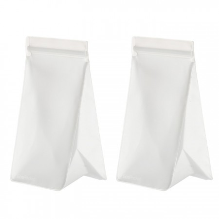 Ecopocket Tall 8 Cup (2 Pack) - Clear