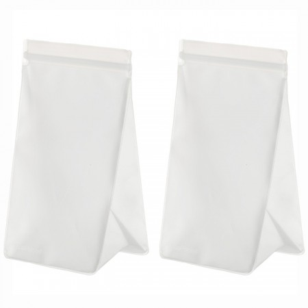 Ecopocket Tall 6 Cup (2 Pack) - Clear