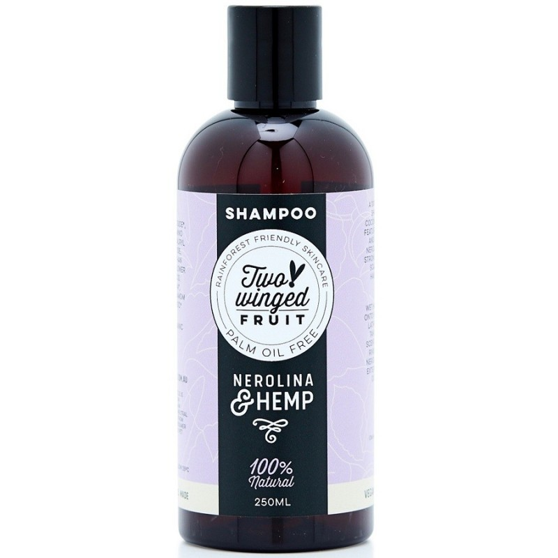 Two-Winged Fruit Nerolina & Hemp Shampoo 250ml