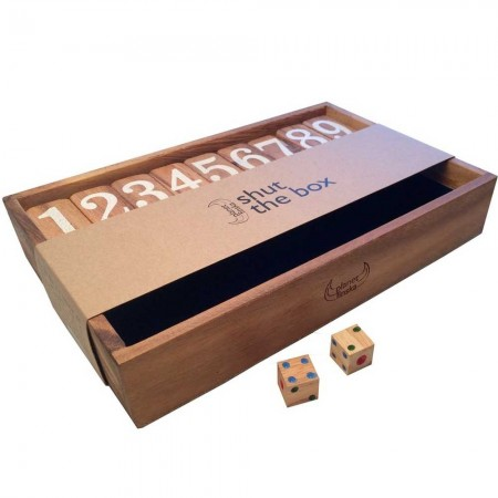 Planet Finska Classic Shut the Box