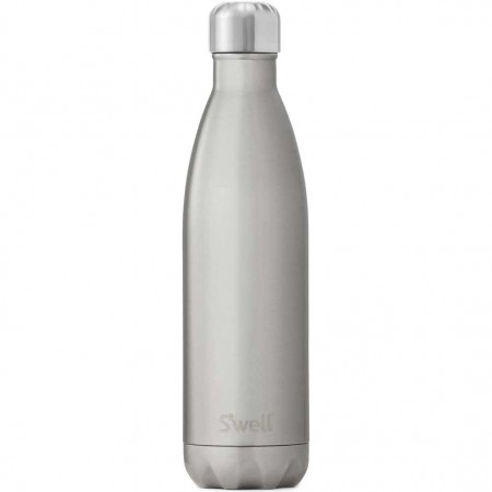 S'well Insulated Stainless Steel Bottle 750ml - Silver Lining