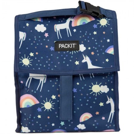 Packit Freezable Lunch Bag - Unicorns