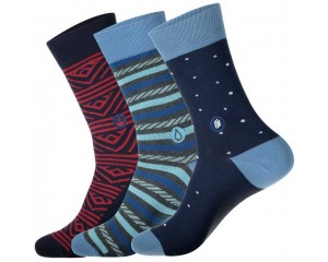 Conscious Step Men's Sock Collection - Fight Poverty Basics