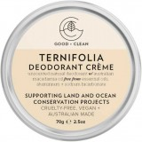 Good + Clean Natural Deodorant Creme - Ternifolia (Unscented)