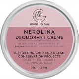 Good + Clean Natural Deodorant Creme - Nerolina