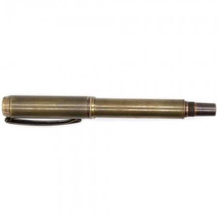One Hundred Year Old Recycled Brass Fountain Pen