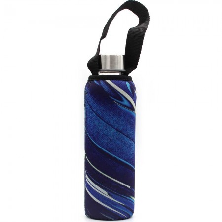 BBBYO Glass Bottle Carry Cover 570ml - Breeze