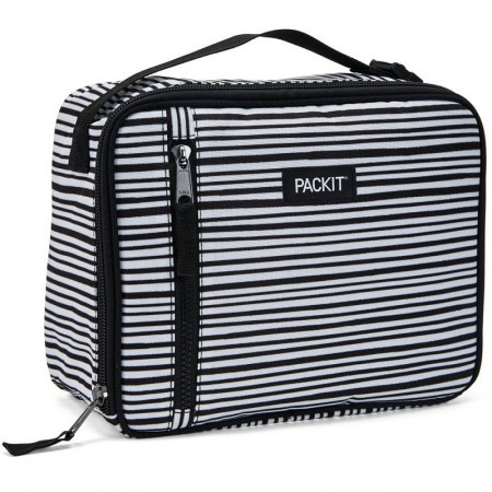 PackIt Freezable Classic Lunch Box - Wobbly Stripe