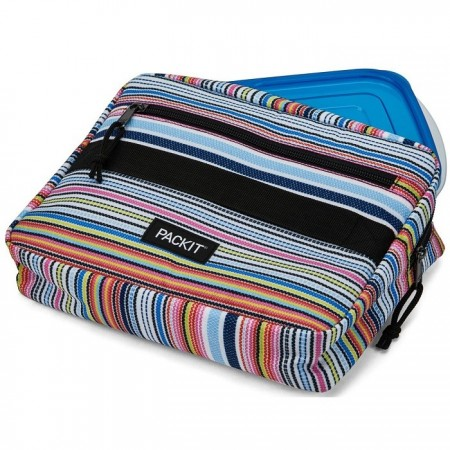 PackIt Freezable Bento Box Set - Blanket Stripe