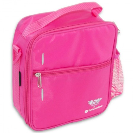 Fridge to Go Insulated Lunch Box Medium - Pink LAST ONE!
