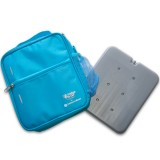Fridge to Go Insulated Lunch Box Medium - Pacific Blue