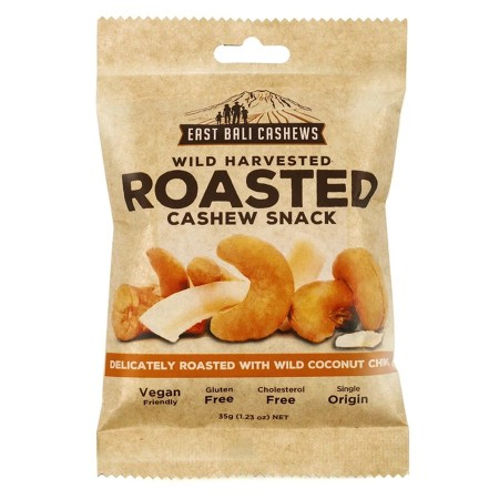 East Bali Cashew Snack 35g - Roasted