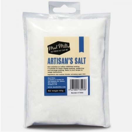 Mad Millie Artisan Cheese Salt 450g